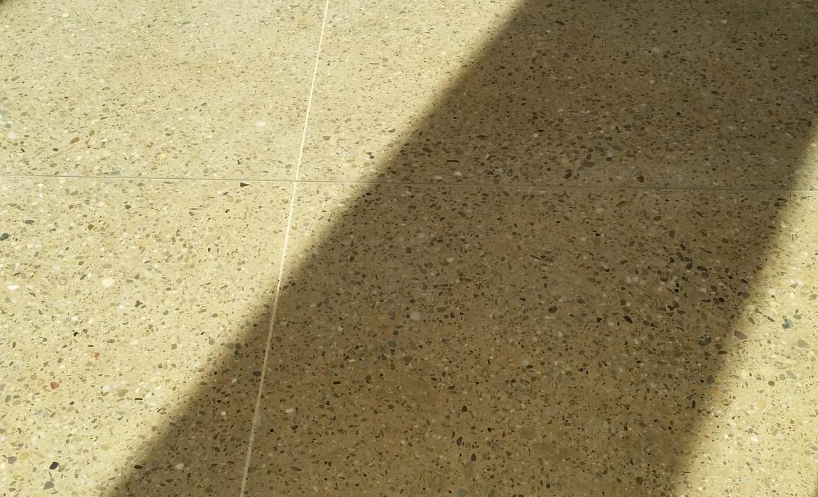 terrazzolook vloer